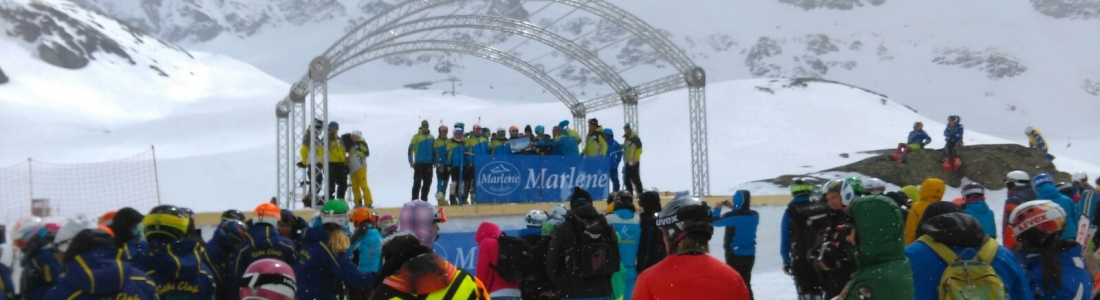 Südtiroler Skifest in Sulden